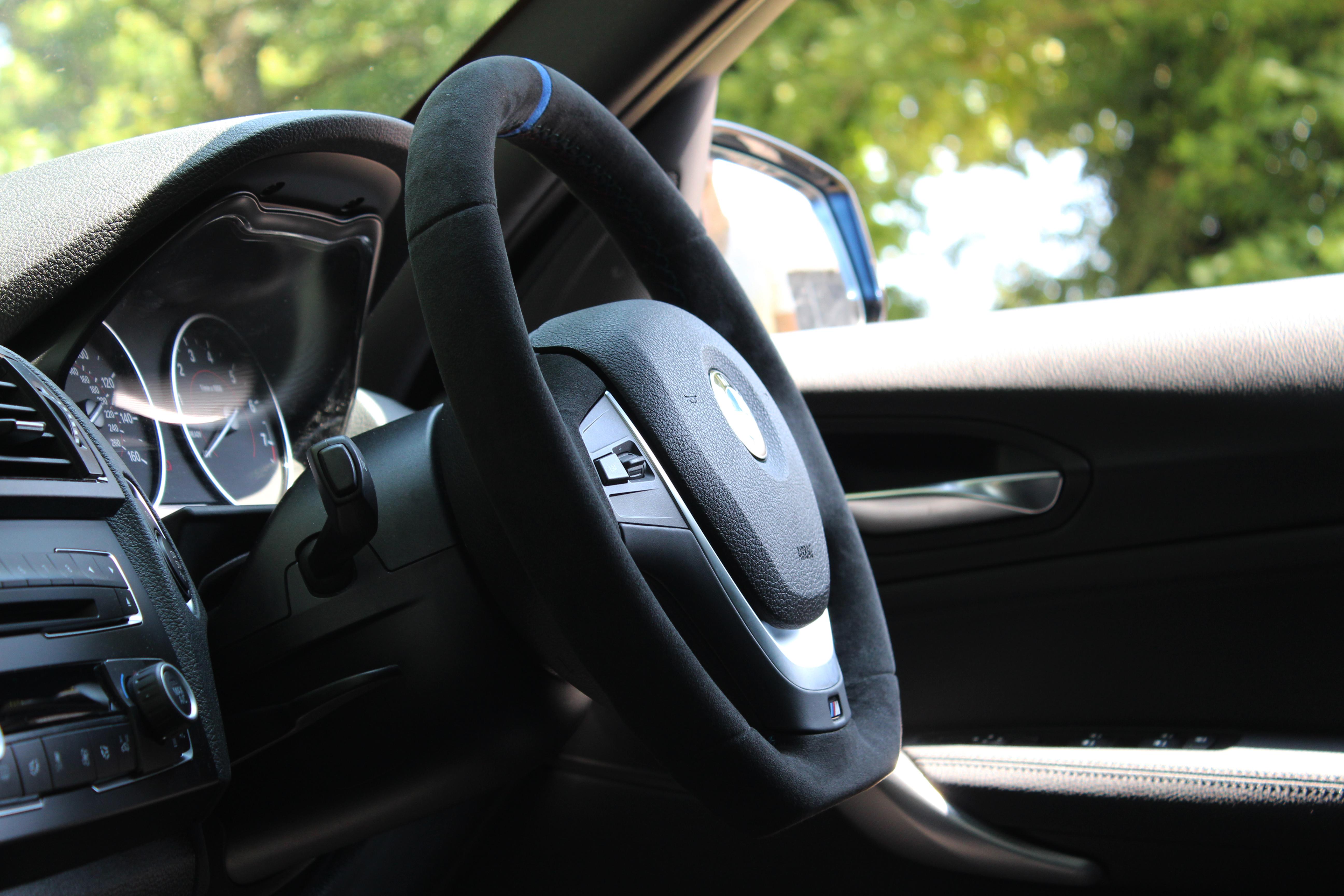 Steering Wheel Re Trim Retrim And Repair Services Leather Alcantara